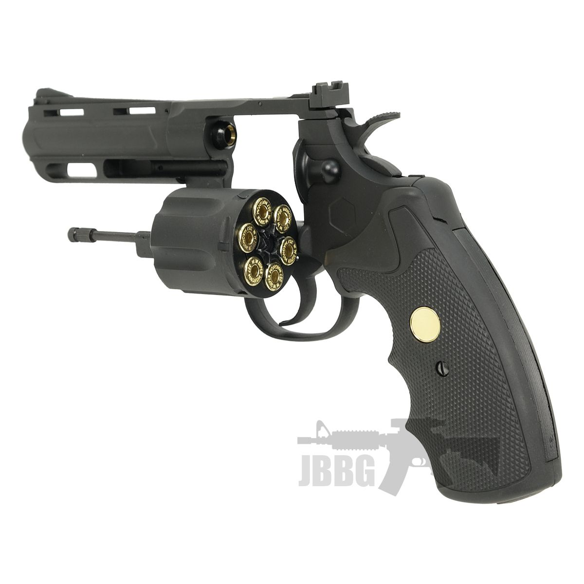 King Arms Co2 Airsoft Revolver 4