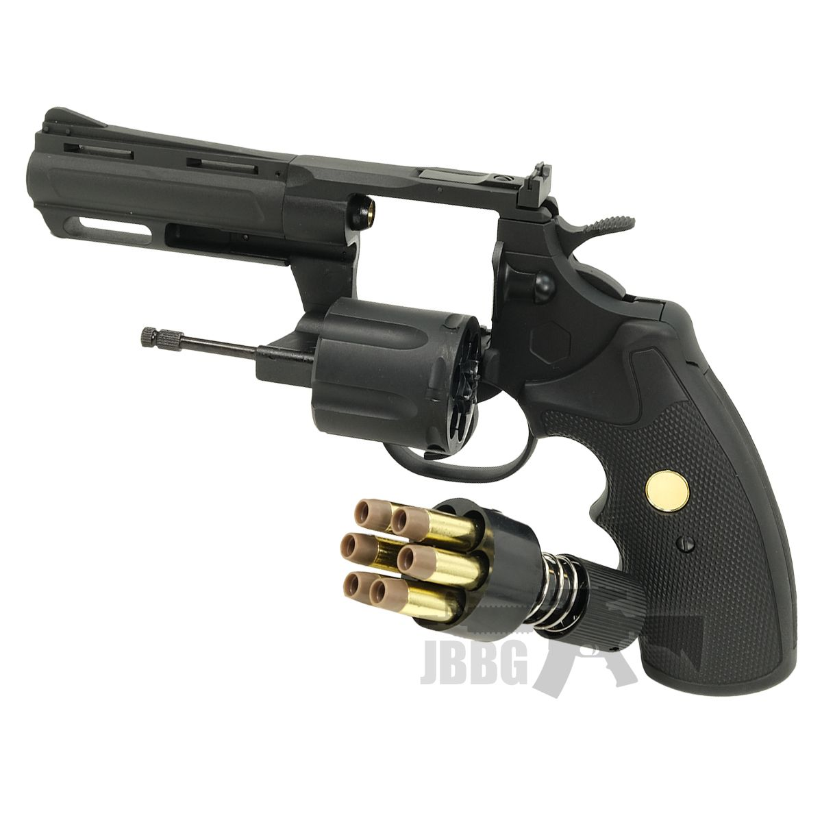 King Arms Co2 Airsoft Revolver 6