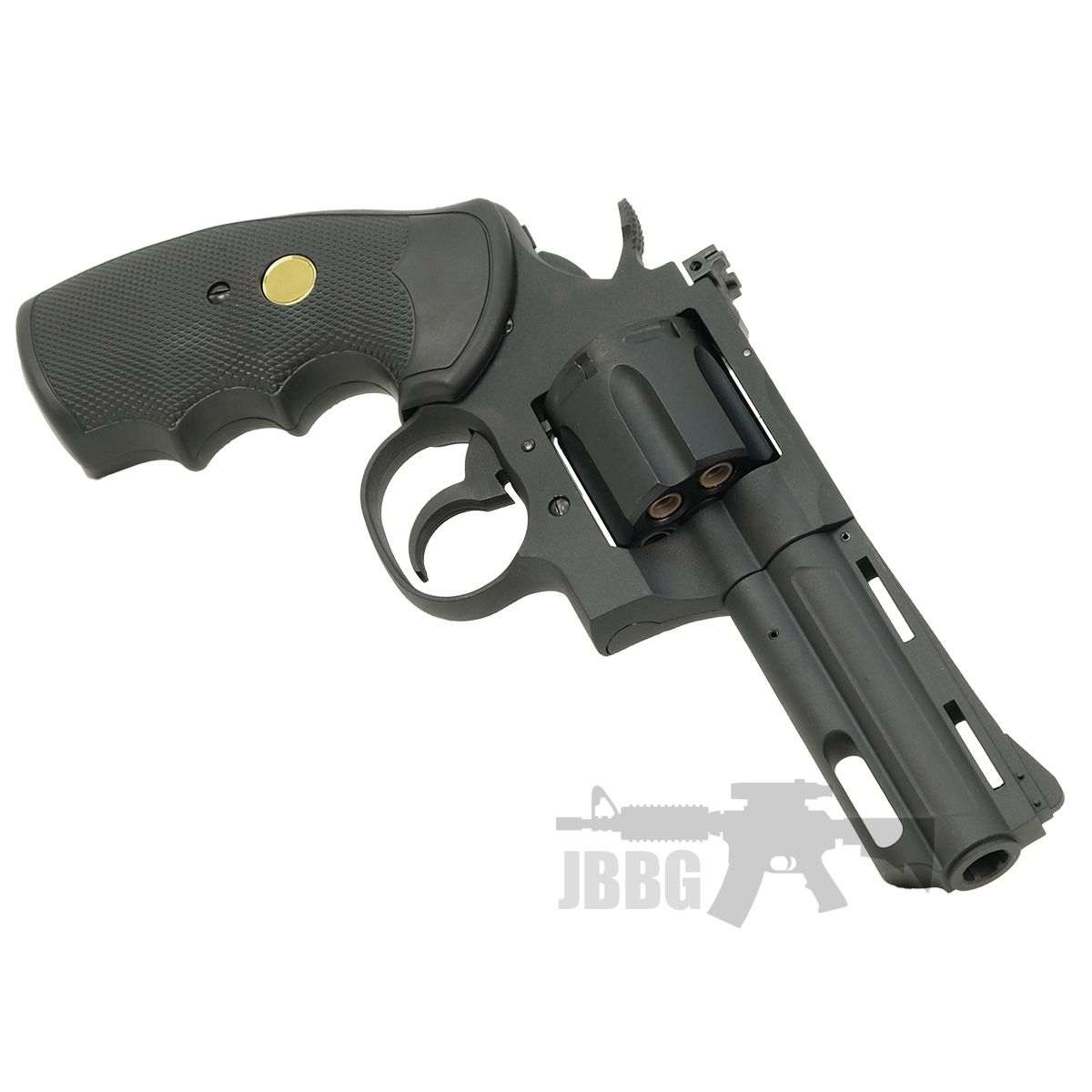 King Arms Co2 Airsoft Revolver 8