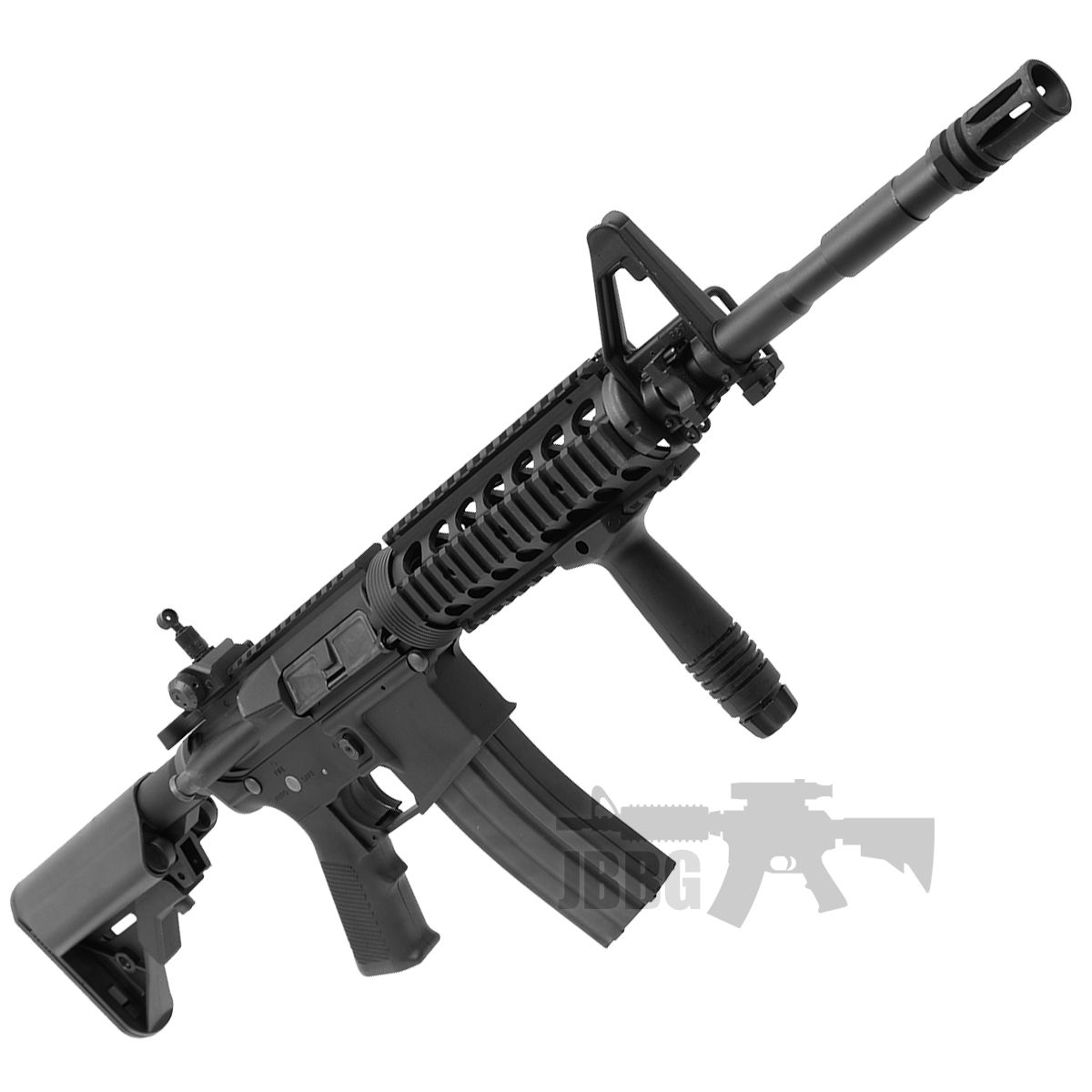 King Arms M4 RIS with Mosfet Advance Airsoft Gun 3
