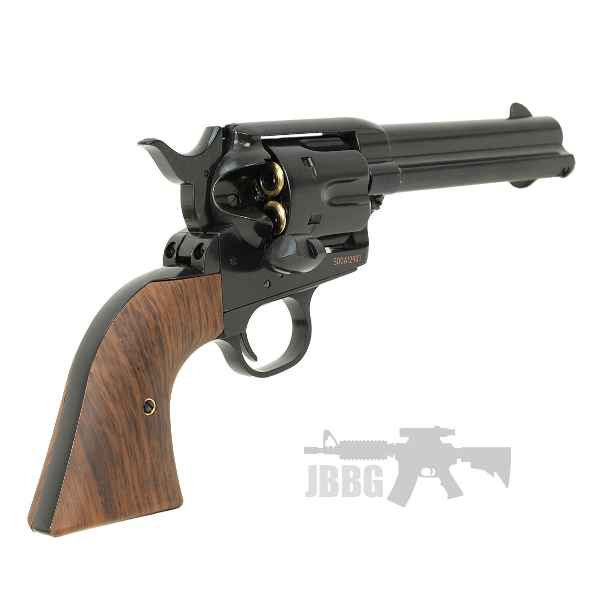 King Arms SAA 45 Peacemaker Revolver S 5
