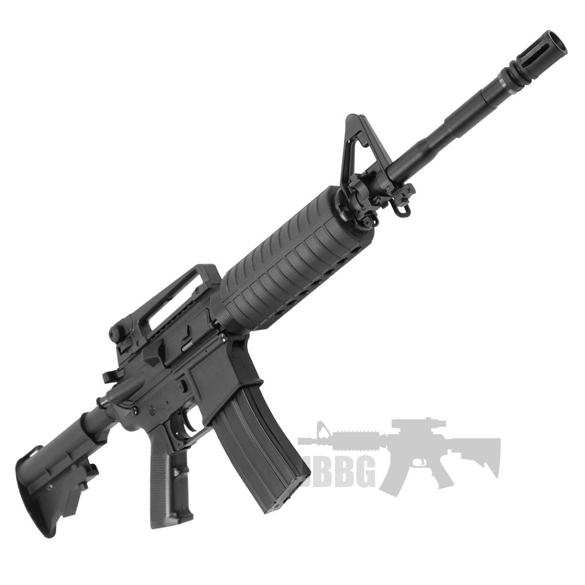 SR4A1 M4 Carbine Sportline AEG Airsoft Gun 10