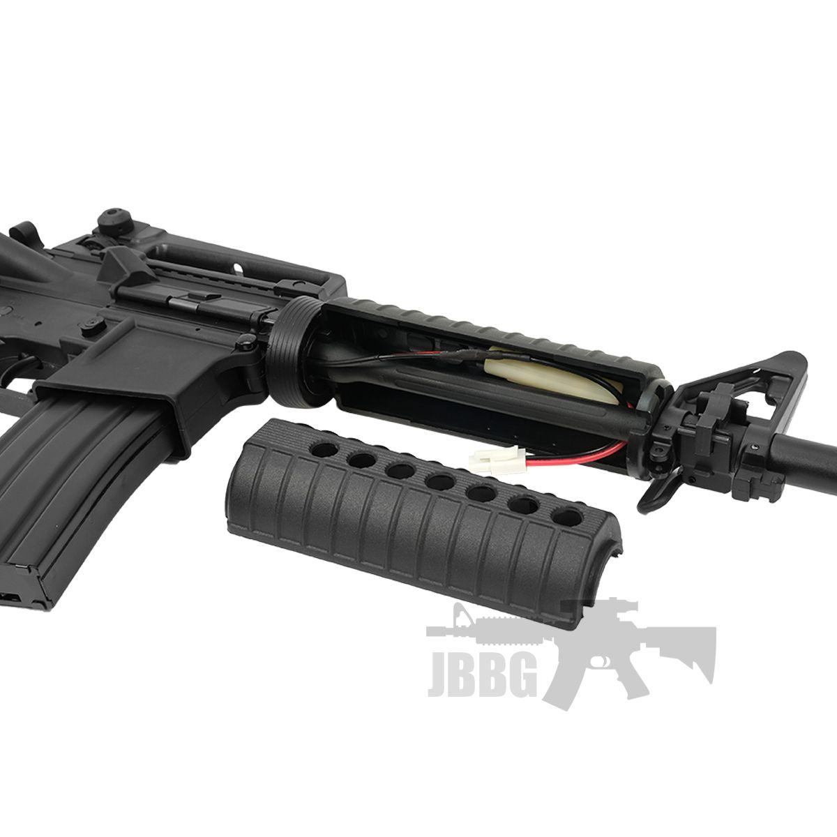 SR4A1 M4 Carbine Sportline AEG Airsoft Gun 101
