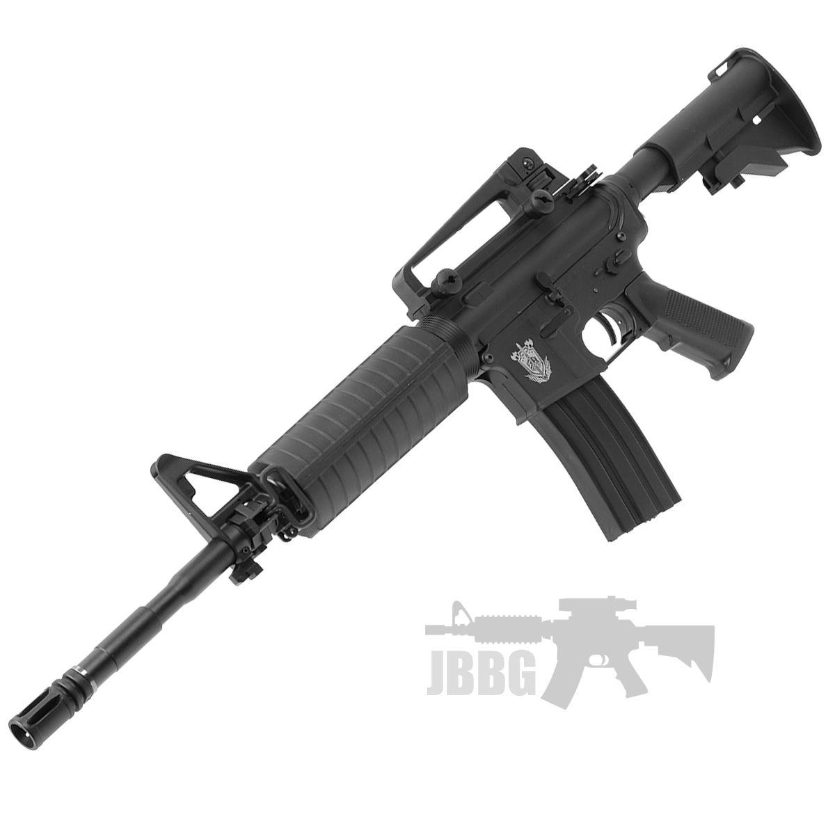 SR4A1 M4 Carbine Sportline AEG Airsoft Gun 2