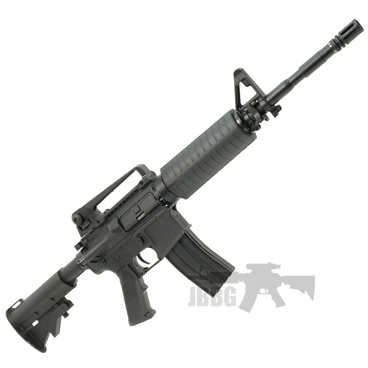 SR4A1 M4 Carbine Sportline AEG Airsoft Gun 4