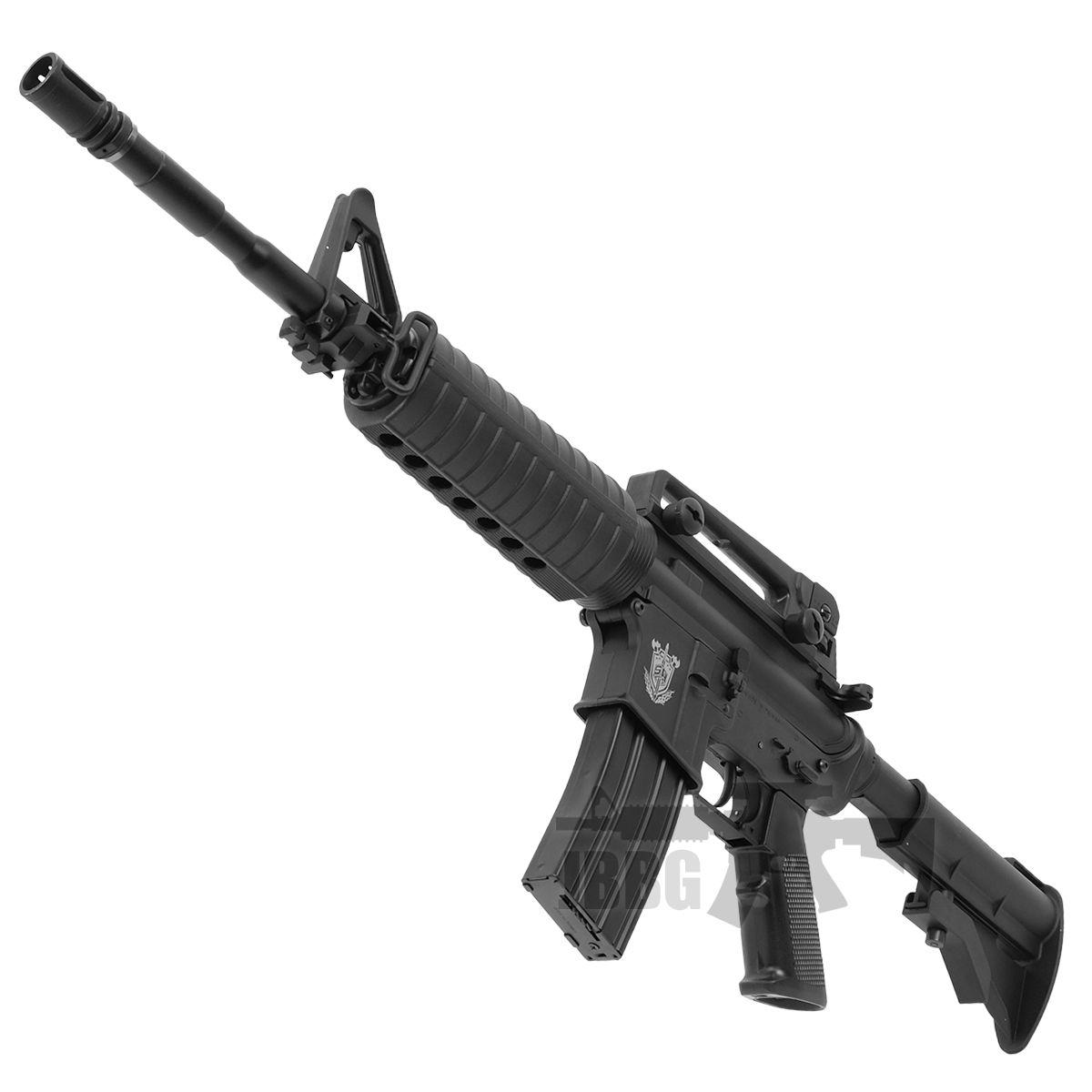 SR4A1 M4 Carbine Sportline AEG Airsoft Gun 9