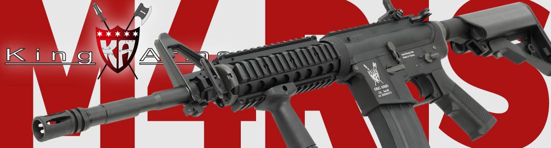 ka m4 ris airsoft gun