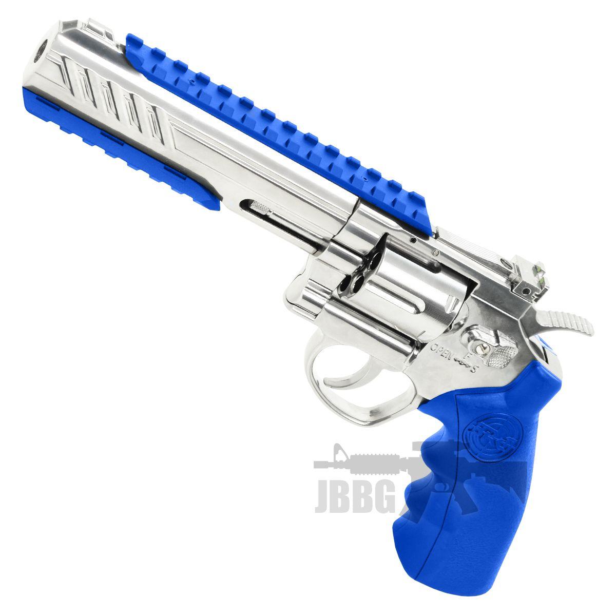Titan Platinum Ver Airsoft Revolver